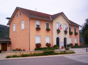 Mairie de Saint Pierre de Curtille