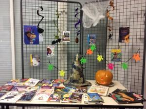 Halloween à la bibliothèque