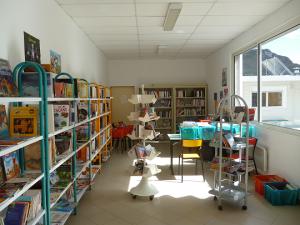 Bibliothèque Saint Pierre de Curtille