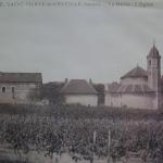 Patrimoine de Saint Pierre de Curtille
